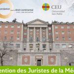la convention des juristes de la méditerranée