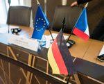 Le Conseil d'État a accueilli du 20 au 22 avril 2017 un séminaire juridique bilatéral avec une délégation de la Cour administrative fédérale d'Allemagne (Bundesverwaltungsgericht), conduite par son président, M. Klaus Rennert.