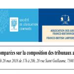 Vues comparées sur la composition des tribunaux arbitraux