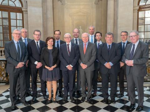 Séminaire avec le Conseil d'Etat de Belgique, les 25 et 26 avril 2019
