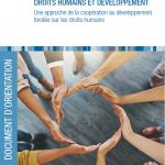 Stratégie droits humains et développement